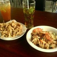 Photo taken at Jejamuran Resto by Anam ا. on 5/16/2012