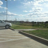 Photo taken at Carrollton Public Library - Josey Ranch Lake by Tim P. on 3/3/2012