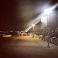 Photo taken at Pier I Cafe by Pete L. on 8/21/2012