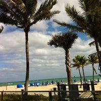 Photo taken at Pool @ Sheraton Ft. Lauderdale by Michael W. on 11/25/2011