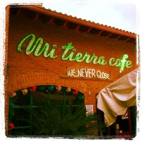 Photo taken at Mi Tierra Café y Panadería by Danny P. on 8/31/2012
