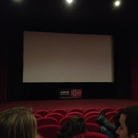 Photo taken at Kino Atlas by James W. on 2/17/2012