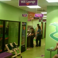 Photo taken at Monster Yogurt by L. BUBBA C. on 5/4/2012