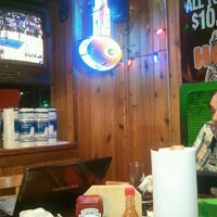 Photo taken at Hooters by robin on 1/27/2012