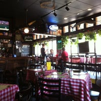 Photo taken at Huey's Restaurant by Farah S. on 6/29/2012