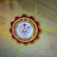 Photo taken at Cebu Institute of Technology - University by 👑Ariel V. on 9/17/2011