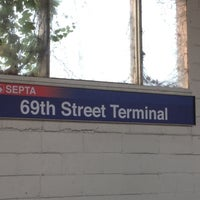 Photo taken at SEPTA 69th Street Transportation Center by AARON R. on 9/4/2012