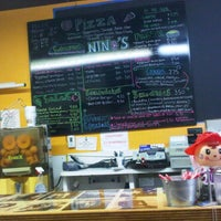 Photo taken at Nino's Pizza by Nico N. on 2/23/2011
