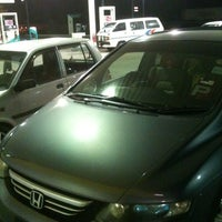 Photo taken at PETRONAS Station UTP by Kerox A. on 9/11/2012