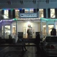 Photo taken at McDonald's by Iris D. on 12/21/2011