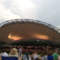 Photo taken at Symphony Park by Carolina M. on 7/2/2012