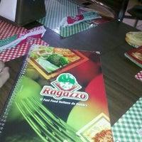 Photo taken at Ragazzo by Matheus M. on 3/14/2012
