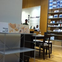 Photo taken at MUJI 無印良品 by Kevin D. on 5/13/2012