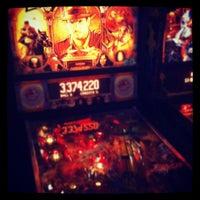 Photo taken at Ground Kontrol Classic Arcade by Jeff V. on 3/4/2012