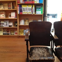 Photo taken at BookCourt by Sarah on 8/4/2012