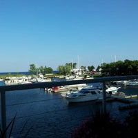 Photo taken at Bluffer's Restaurant by Alan S. on 6/26/2012