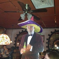 Photo taken at Los Gallos Mexican Restaurant by Josh L. on 2/24/2012