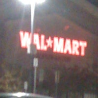Photo taken at Walmart Supercenter by Michael S. on 10/10/2011