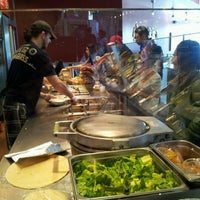 Photo taken at Chipotle Mexican Grill by Gino G. on 2/26/2012