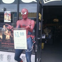 Photo taken at Golden Apple Comics by Gustavo M. on 11/10/2011