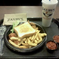 Photo taken at Zaxby's by Jonathan B. on 3/24/2012