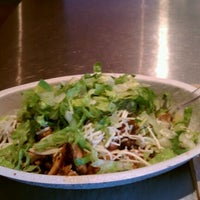 Photo taken at Chipotle Mexican Grill by Benjamin B. on 9/9/2011