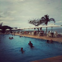 Photo taken at Plaza Resort & Spa Itapema by Luis Henrique de A. on 2/24/2012