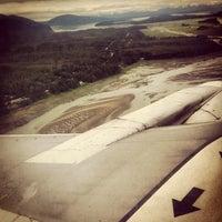 Photo taken at Juneau International Airport (JNU) by Nana T. on 7/22/2012