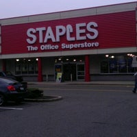 Photo taken at Staples by Greg S. on 10/12/2011