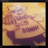 Photo taken at Sonny's BBQ by Nathan M. on 2/26/2011