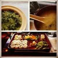 Photo taken at Nizi Sushi by Jin L. on 5/7/2012