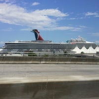 Photo taken at Carnival Liberty Ship by cheryl c. on 6/16/2012
