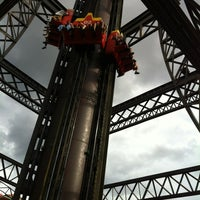 Photo taken at La Tour Eiffel by Rafael S. on 10/23/2011