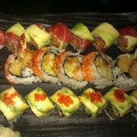 Photo taken at Sushi Damo by JP S. on 12/15/2011