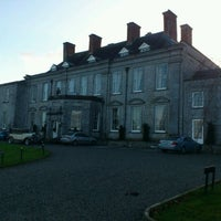 Photo taken at Castle Durrow by Ronan D. on 12/9/2011