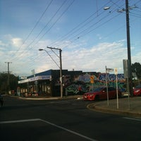 Photo taken at Crossover Deli by Rene G. on 11/17/2011