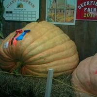 Photo taken at Deerfield Fair by Jake on 10/1/2011