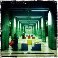 Photo taken at Metro Garibaldi FS (M2, M5) by Lenny F. on 4/14/2012