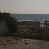 Photo taken at Lenox Beach Approach by Mary J. on 5/5/2012
