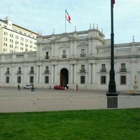 Photo taken at Plaza de la Constitución by Gustavo J. on 1/9/2012