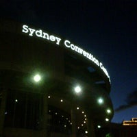 Photo taken at Sydney Convention & Exhibition Centre by Richard R. on 7/29/2012