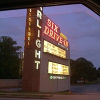 Photo taken at Starlight Six Drive-In by Kristen L. on 9/17/2011