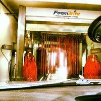 Photo taken at Liquid Aloha Express Wash by @Nacron on 8/6/2012