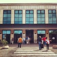 Photo taken at Verona Porta Nuova Railway Station by Luca on 9/2/2012