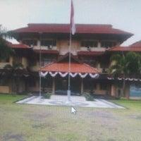 Photo taken at BPN kanwil Jatim by Papane A. on 8/1/2011