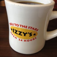 Photo taken at Izzy's Deli by DAN C. on 9/9/2012