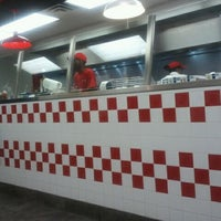 Photo taken at Five Guys by Tim T. on 3/26/2011