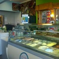Photo taken at eCreamery Ice Cream & Gelato by Becky A. on 3/1/2011