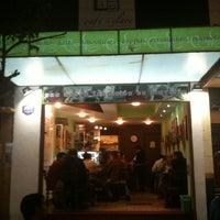 Photo taken at Café En Clave by Isabel C. on 11/26/2011