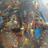 Photo taken at Twin Seafood by Joe C. on 4/6/2012
